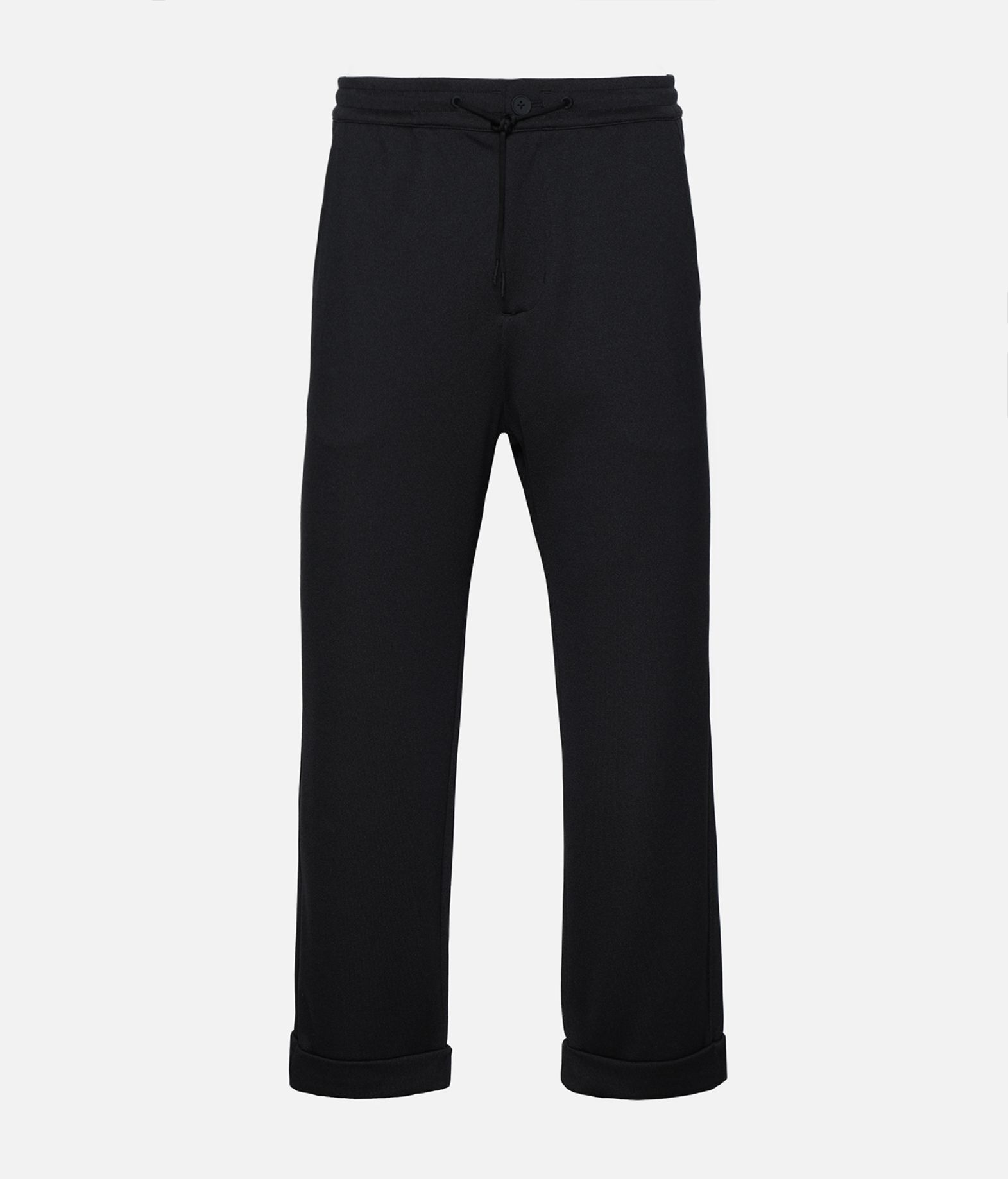 Y-3 Y-3 Turn-Up Track Pants Tracksuit bottoms Man f