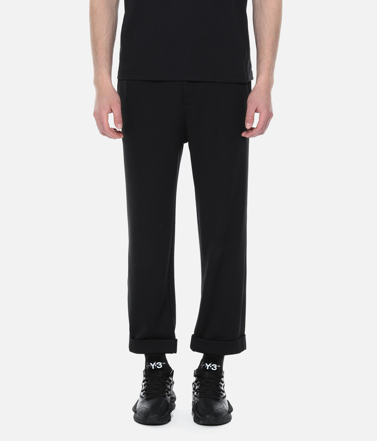 Y-3 Y-3 Turn-Up Track Pants Tracksuit bottoms Man r