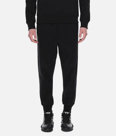 Y-3 Casual pants Man Y-3 Classic Cuffed Pants r