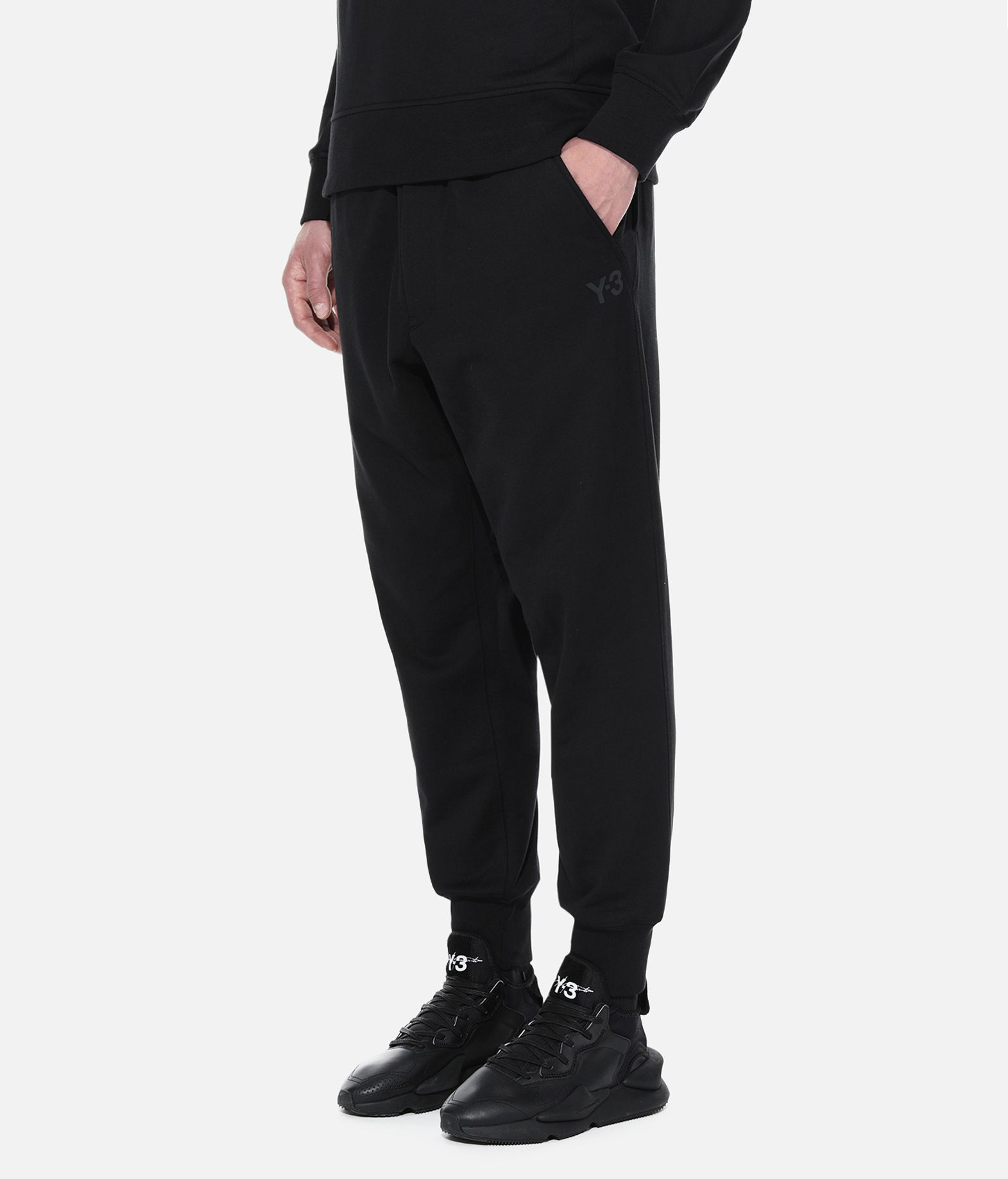 Y-3 Y-3 Classic Cuffed Pants Casual trouser Man e