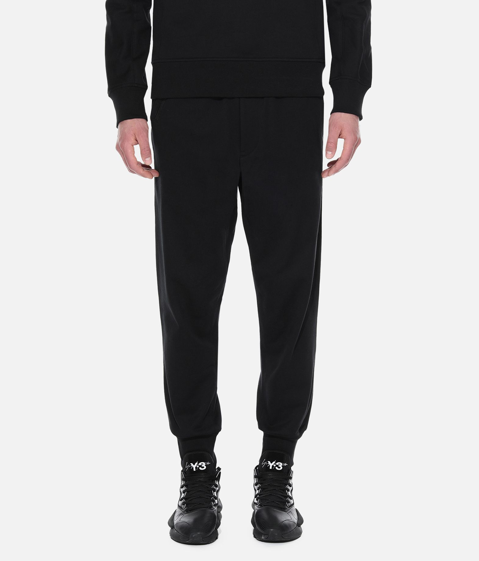 Y-3 Y-3 Classic Cuffed Pants Casual trouser Man r