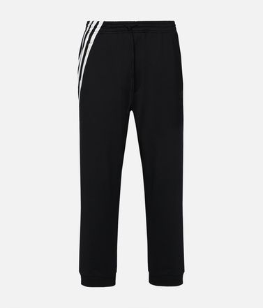 Y-3 3-Stripes Cuff Pants