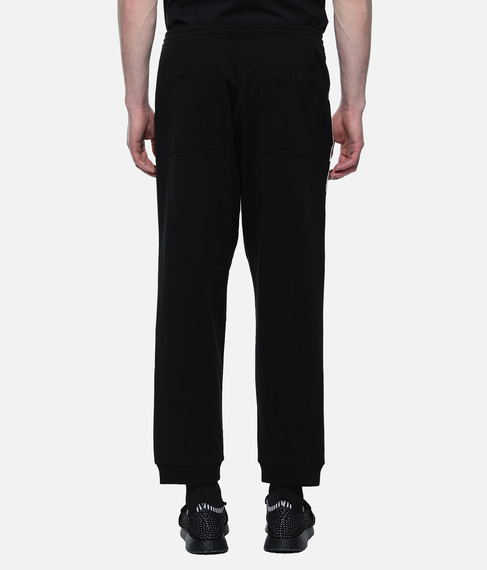 Y-3 Y-3 3-Stripes Cuff Pants Casual trouser Man d