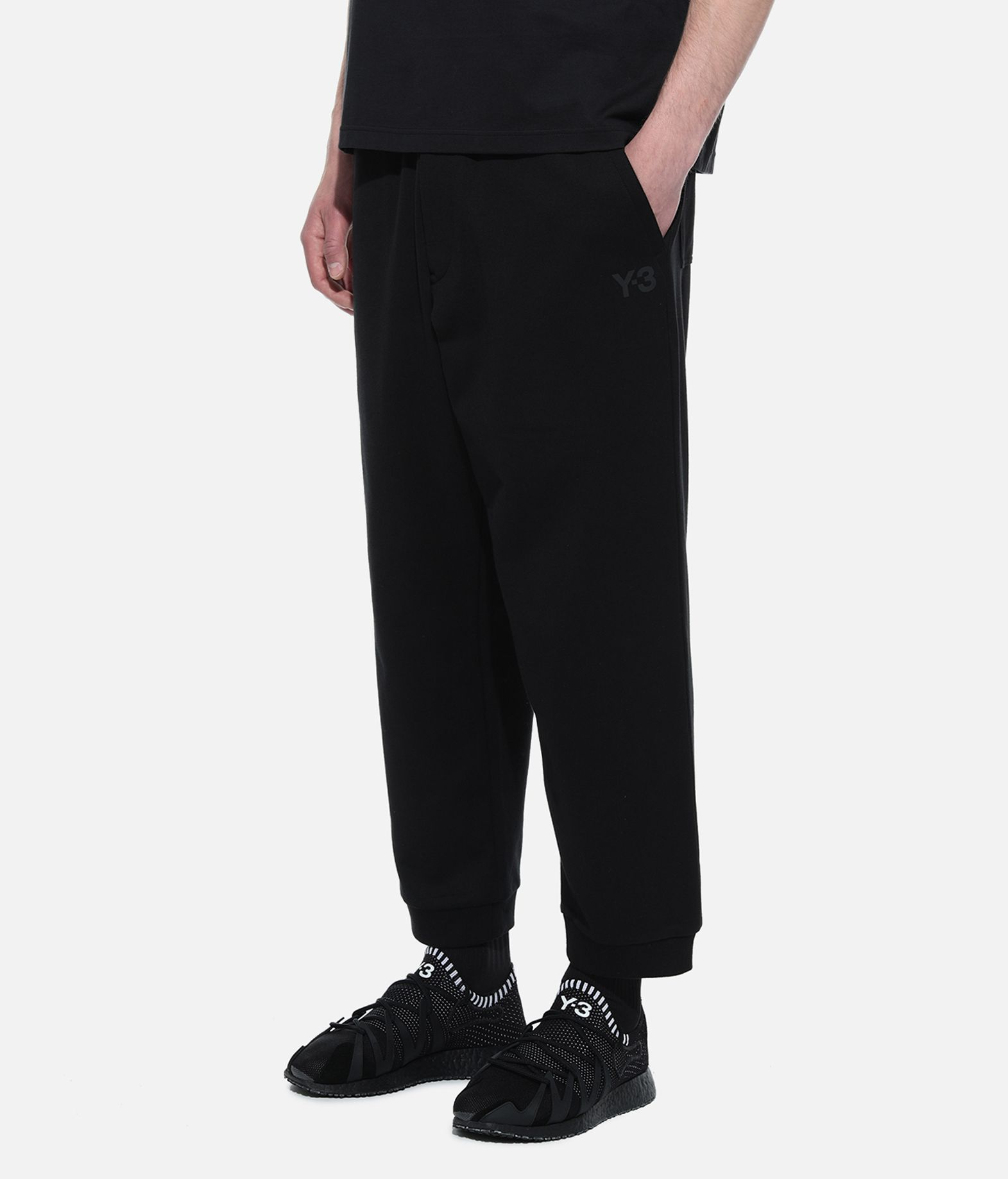 Y-3 Y-3 3-Stripes Cuff Pants Casual trouser Man e
