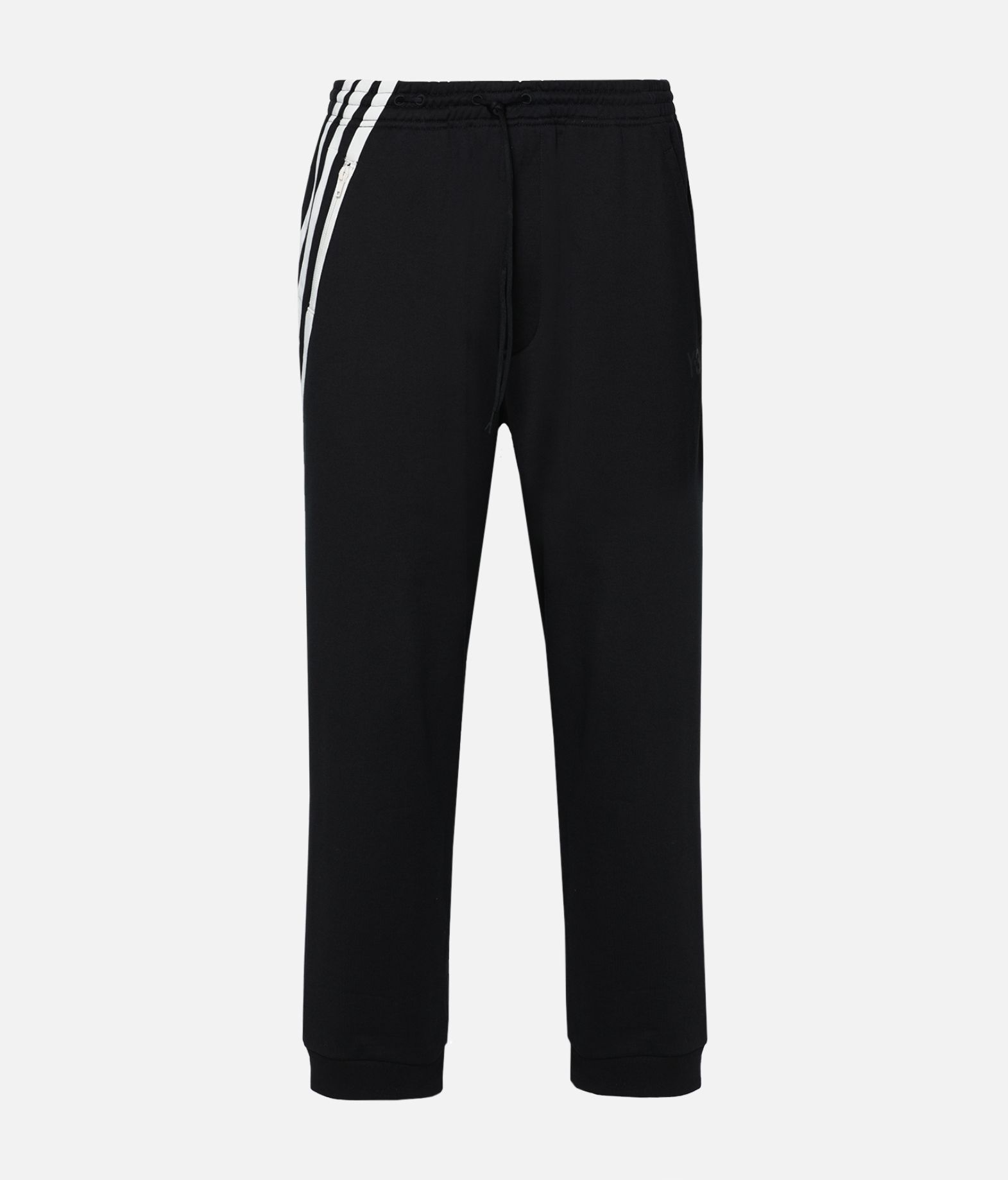 Y-3 Y-3 3-Stripes Cuff Pants Casual trouser Man f