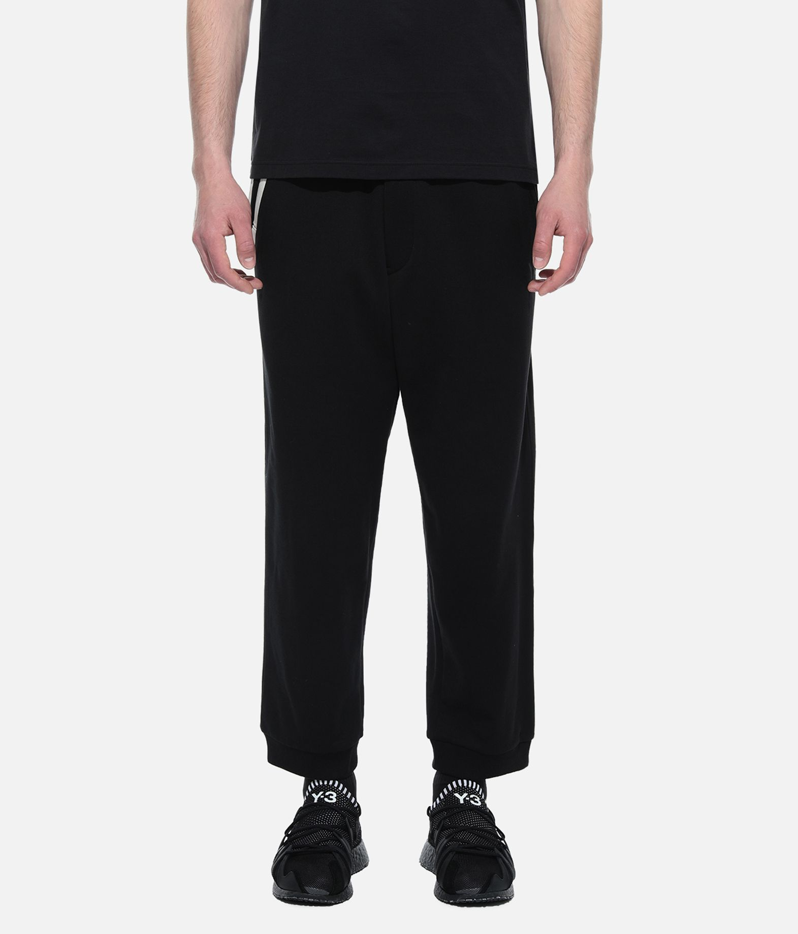 Y-3 Y-3 3-Stripes Cuff Pants Casual trouser Man r