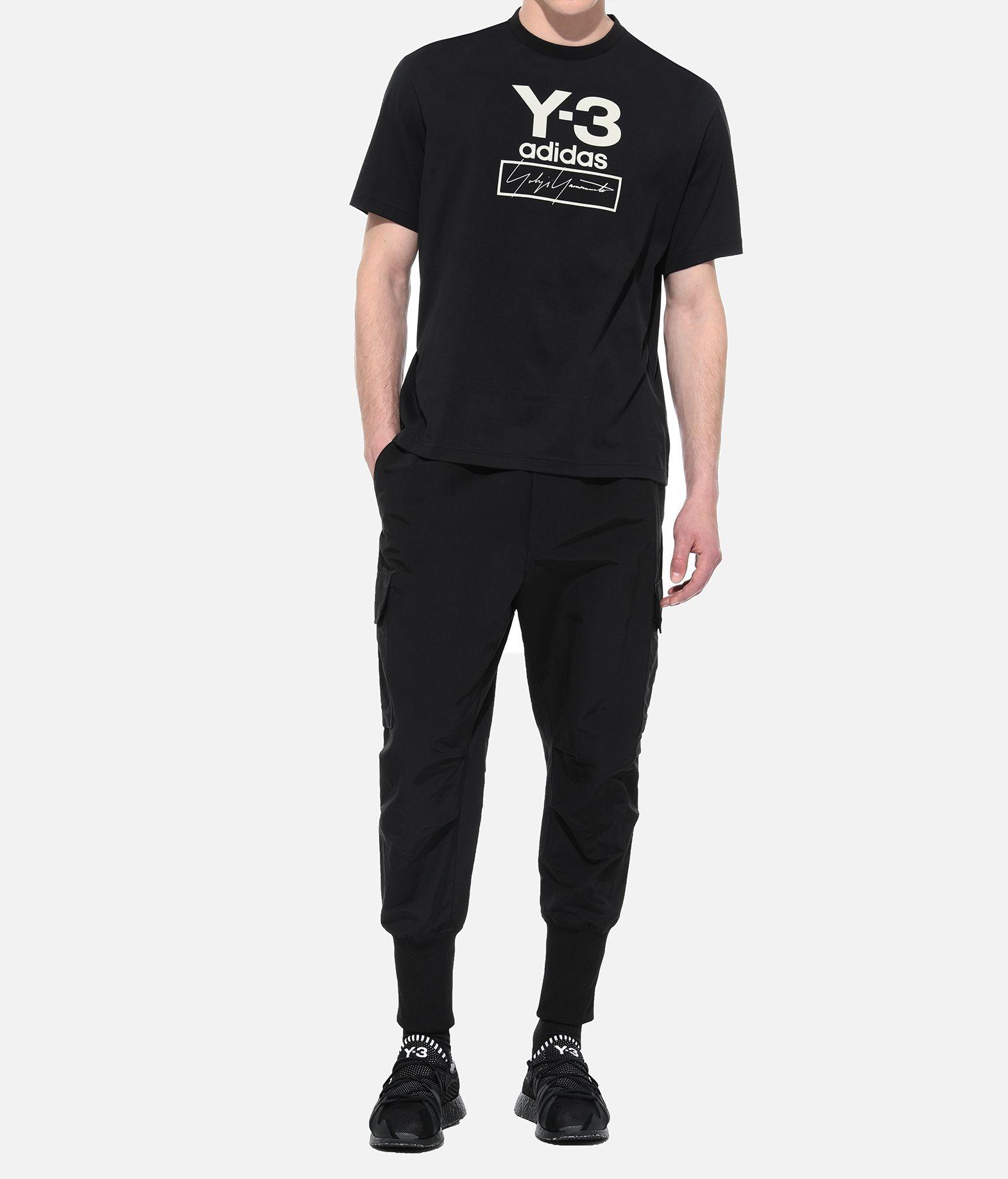 Y-3 Y-3 Nylon Cargo Pants Casual pants Man a