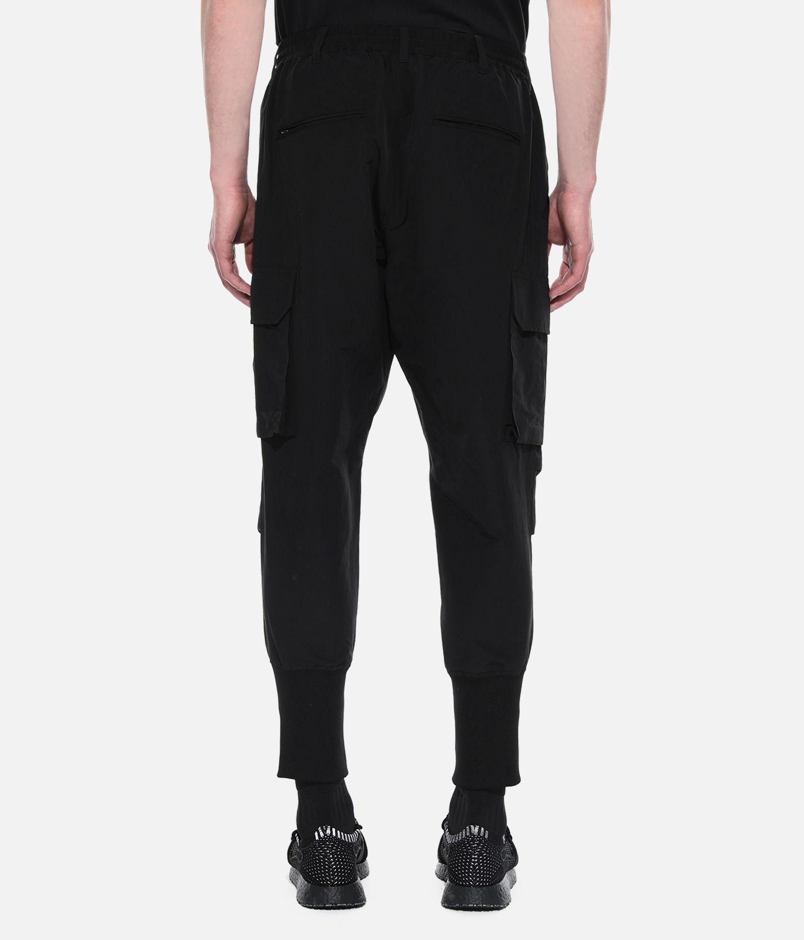 Y-3 Y-3 Nylon Cargo Pants Casual pants Man d