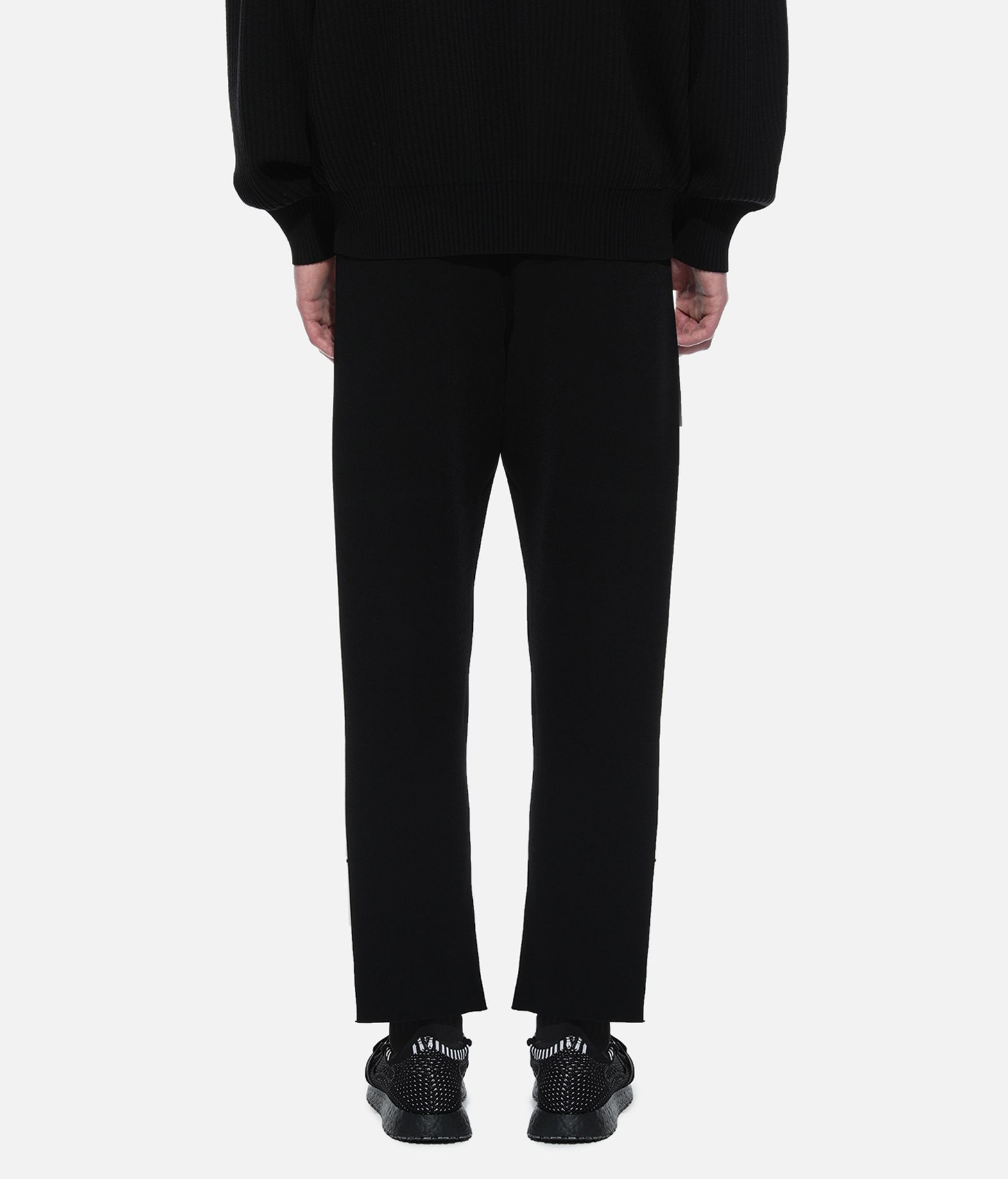 Y-3 Y-3 Tech Knit Wide Pants Casual trouser Man d