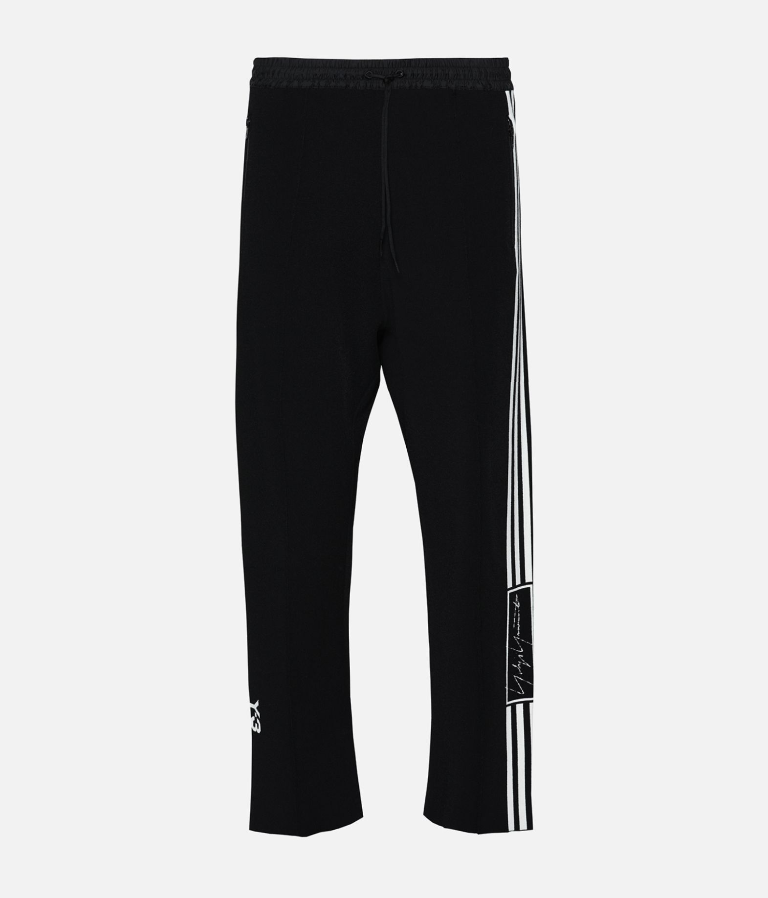 Y-3 Y-3 Tech Knit Wide Pants Casual trouser Man f