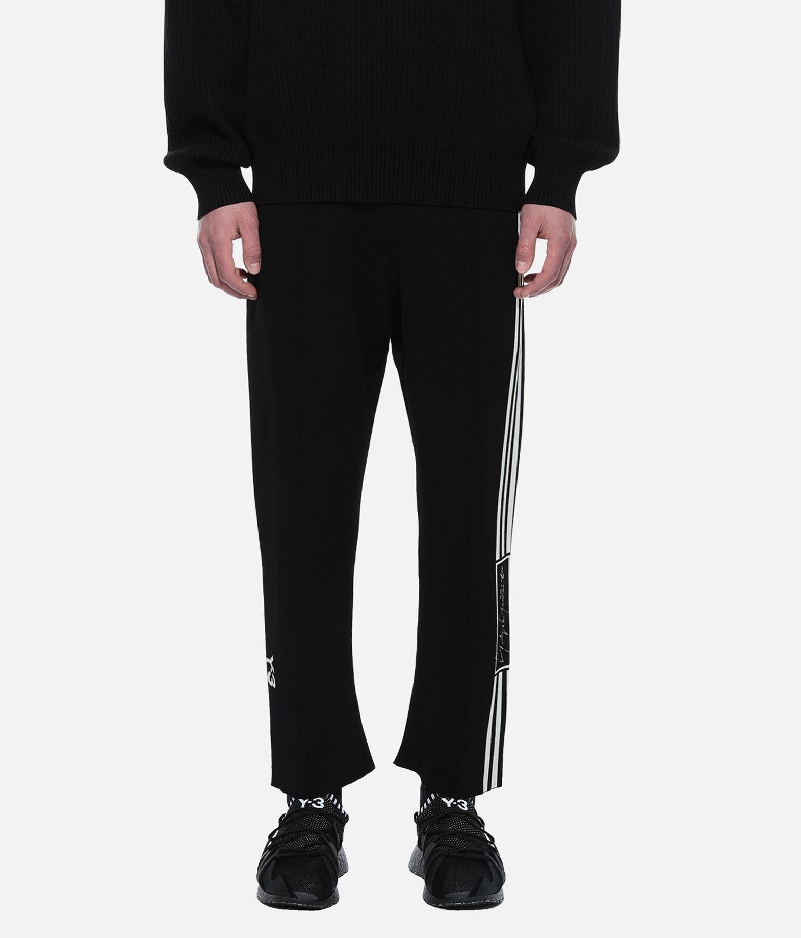 Y-3 Y-3 Tech Knit Wide Pants Casual pants Man r