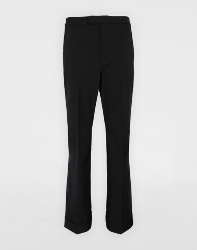 MAISON MARGIELA Trousers [*** pickupInStoreShipping_info ***] Straight-leg woven pants f