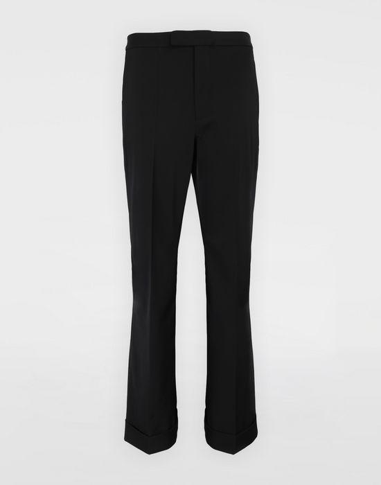 MAISON MARGIELA Straight-leg woven pants Casual pants [*** pickupInStoreShipping_info ***] f