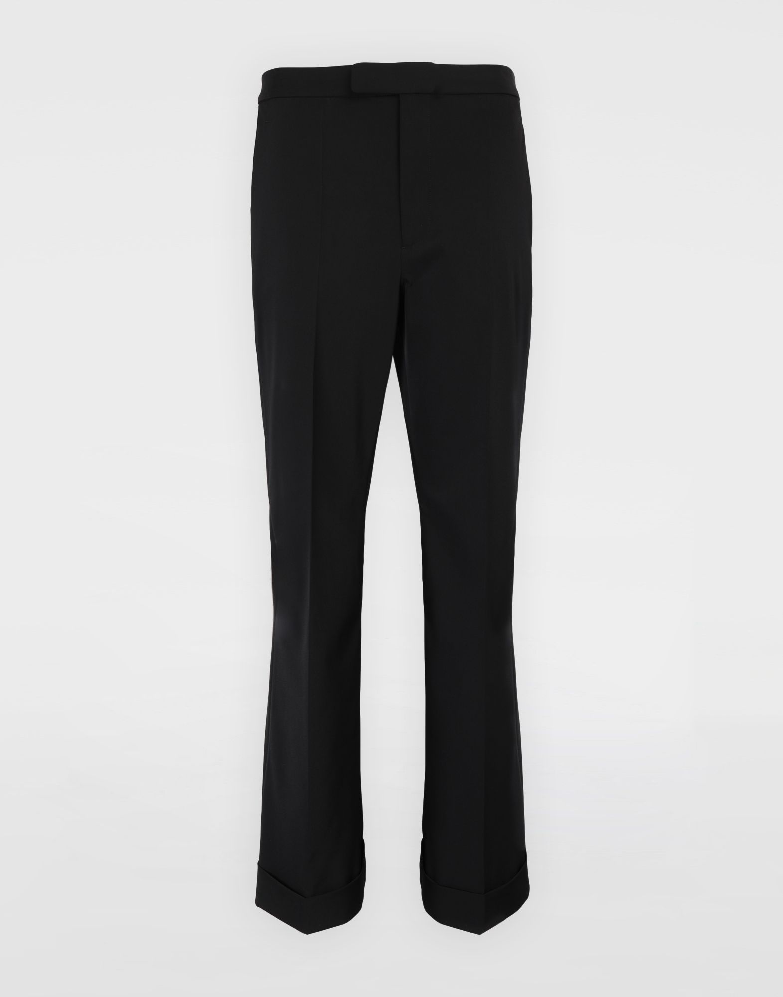 MAISON MARGIELA Straight-leg woven pants Casual pants Woman f