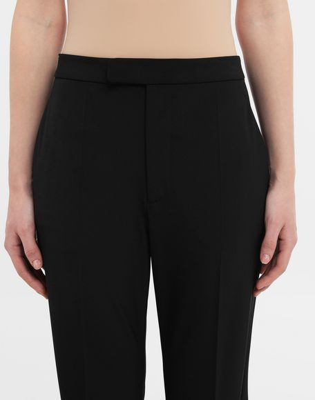 MAISON MARGIELA Straight-leg woven pants Casual pants Woman a