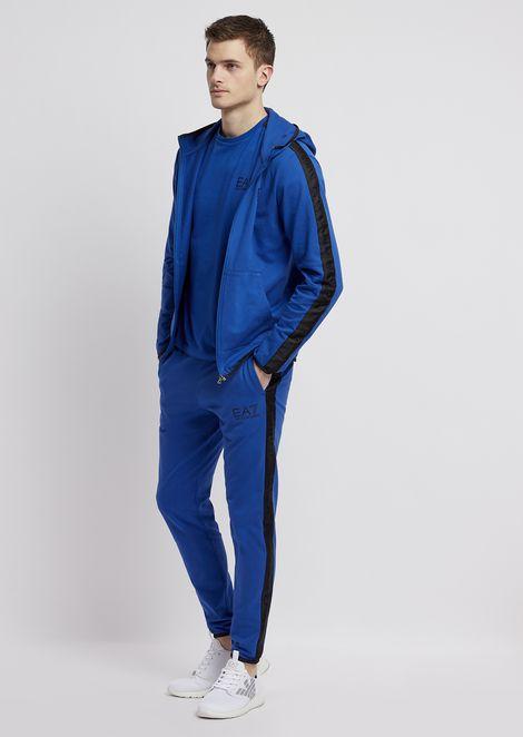 EMPORIO ARMANI Fleece Trousers Man d