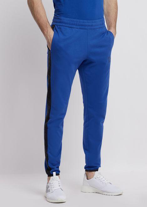 EMPORIO ARMANI Fleece Trousers Man f