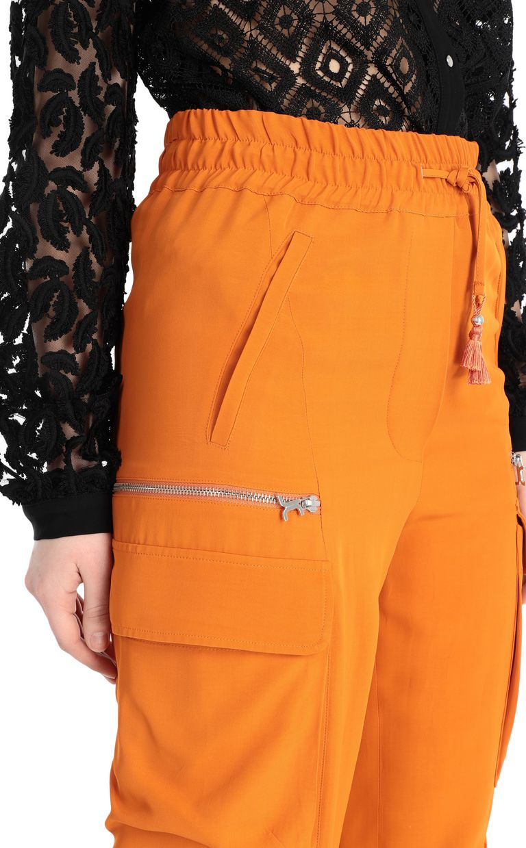 JUST CAVALLI Track trousers with big pockets Casual pants [*** pickupInStoreShipping_info ***] e