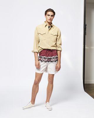 PORTICI shorts