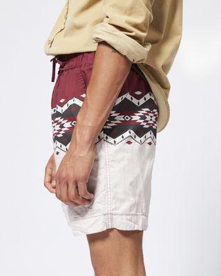 ISABEL MARANT SHORTS Man PORTICI shorts r