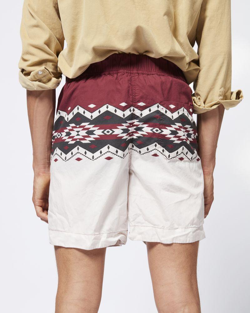 PORTICI shorts ISABEL MARANT