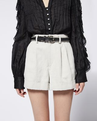 ISABEL MARANT SHORTS Woman KAB shorts  r