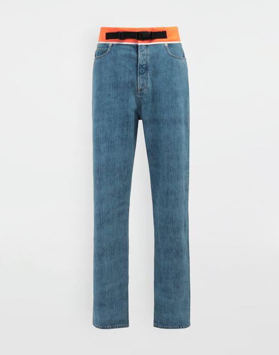 MAISON MARGIELA Spliced denim pants Jeans [*** pickupInStoreShippingNotGuaranteed_info ***] f