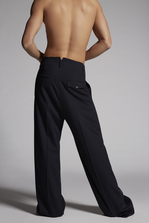 DSQUARED2 Mert & Marcus 1994 x Dsquared2 Two Pleats Slouch Pants Trousers Man