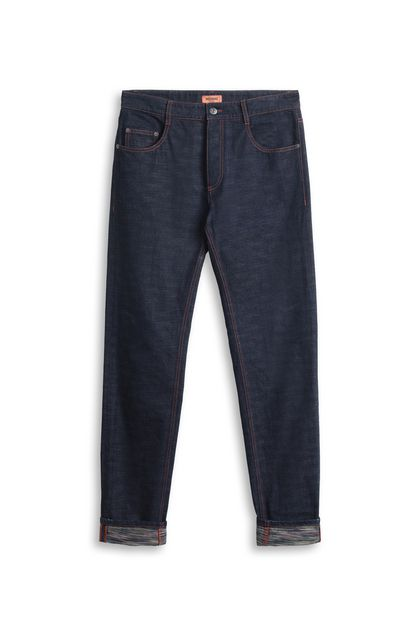 MISSONI Pants Dark blue Man - Back
