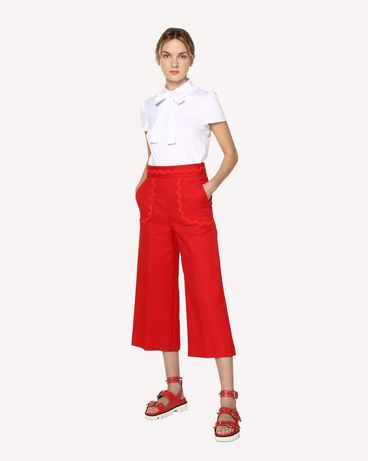 REDValentino RR0RBB003M7 MM0 Trousers Woman d