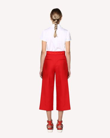 REDValentino RR0RBB003M7 MM0 Trousers Woman r