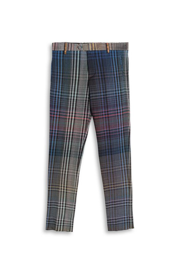 MISSONI Pants Blue Man