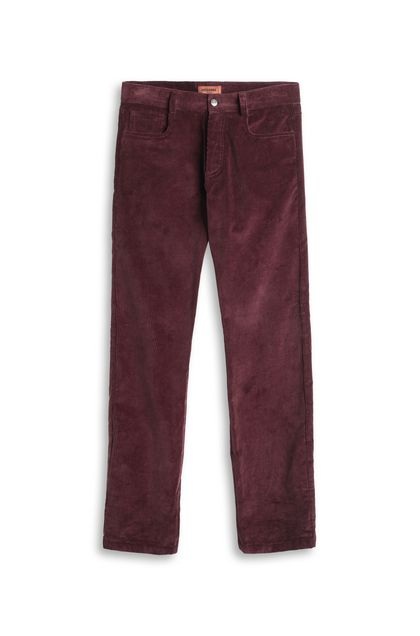 MISSONI Trouser Maroon Man - Back