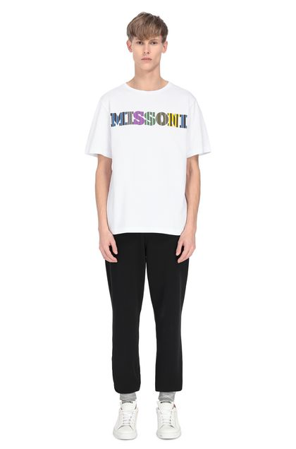 MISSONI Pants Black Man - Front