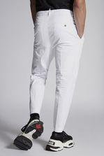 DSQUARED2 Cotton Two Pleats Pants Брюки Для Мужчин