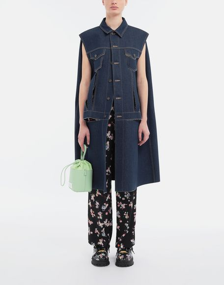 MAISON MARGIELA Kawaii-print pants Trousers Woman d