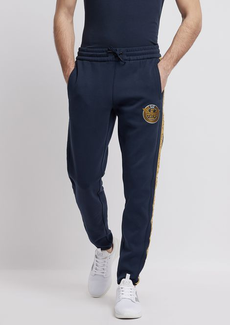 Pantaloni joggers Train Soc Archive in polycotton