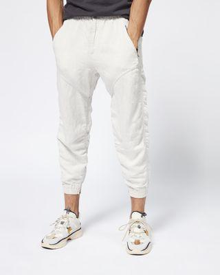 ISABEL MARANT PANT Man OARRIS pants r