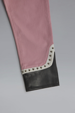 DSQUARED2 Studded Pants Брюки Для Женщин