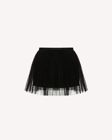 REDValentino RR0RFA55428 0NO Mini skirt Woman a