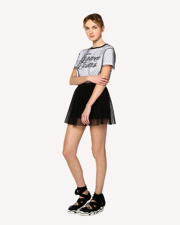 REDValentino RR0RFA55428 0NO Shorts Woman d