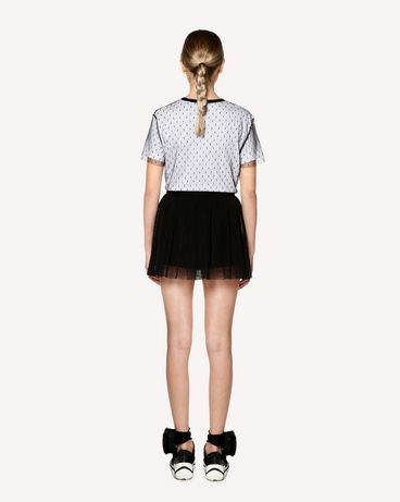 REDValentino RR0RFA55428 0NO Mini skirt Woman r