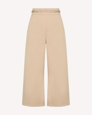REDValentino RR0RBA900F5 191 Trousers Woman a