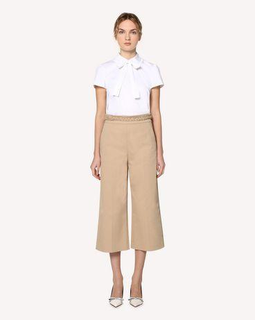 REDValentino RR0RBA900F5 191 Trousers Woman f