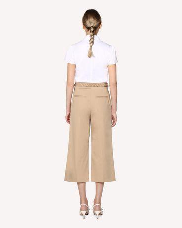 REDValentino RR0RBA900F5 191 Trousers Woman r