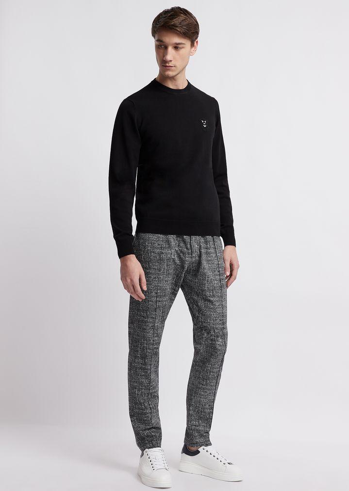 71e425dda6 Ultralight stretch cotton jogging trousers