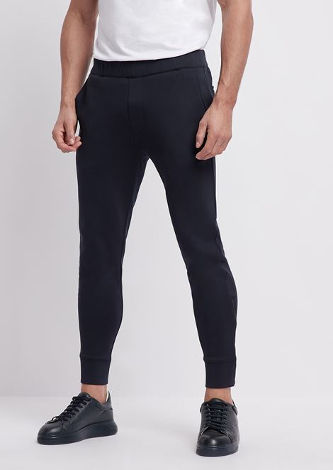 Superlight scuba fabric jogging pants