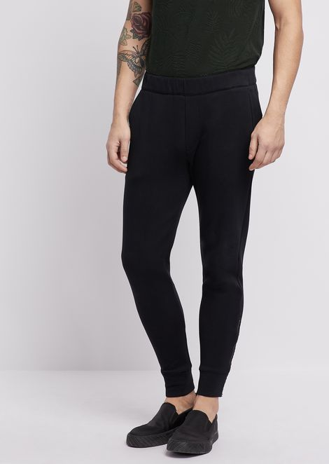 Superlight scuba fabric jogging pants