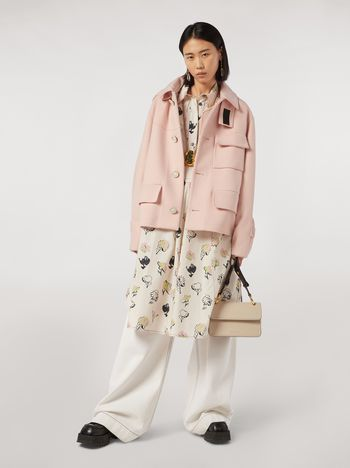 Marni Pants in raw cotton drill Woman