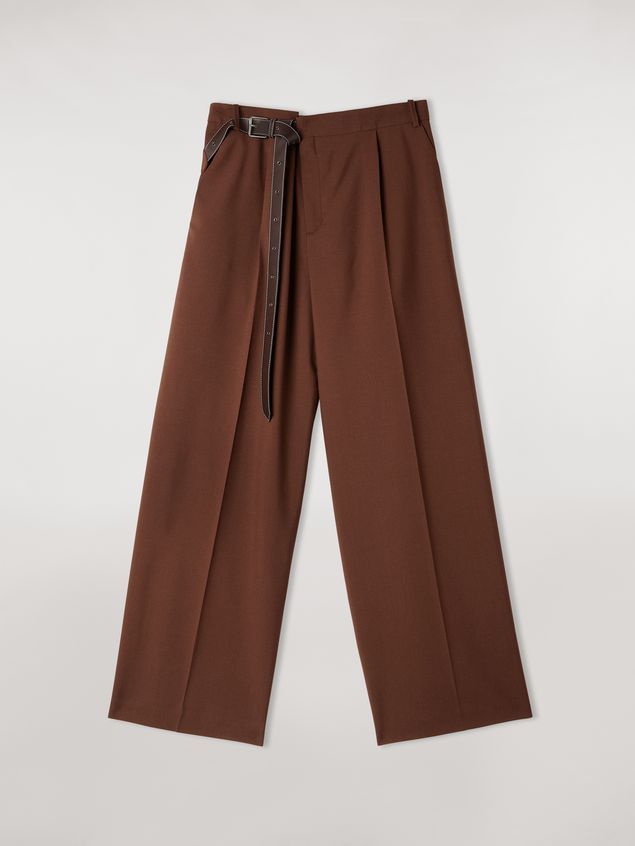 Marni Tropical wool pants Woman - 2